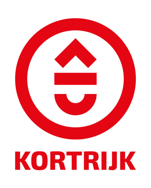 01 Kortrijk Logo Web ROOD Pos