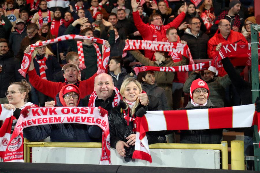 KV Kortrijk – Standaard : Foto VDB / BART VANDENBROUCKE