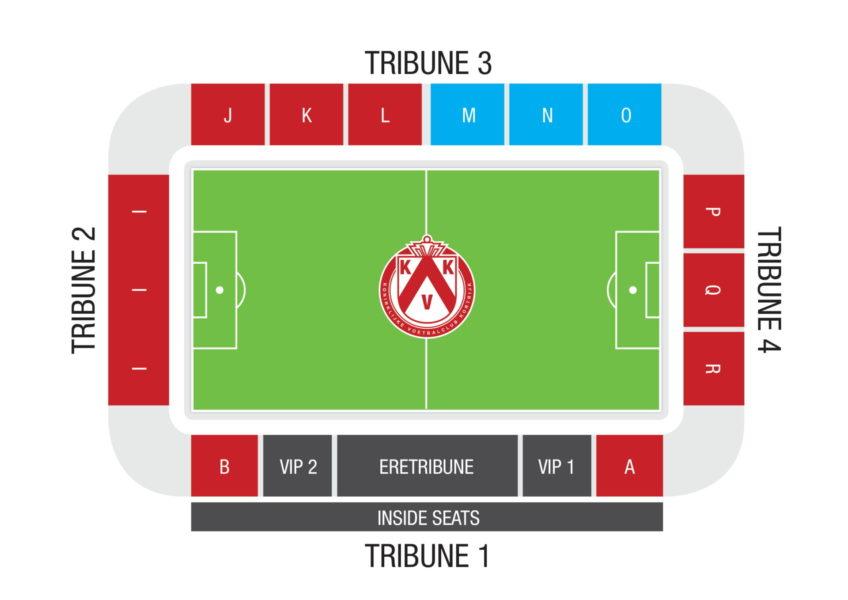 Stadionplan 1