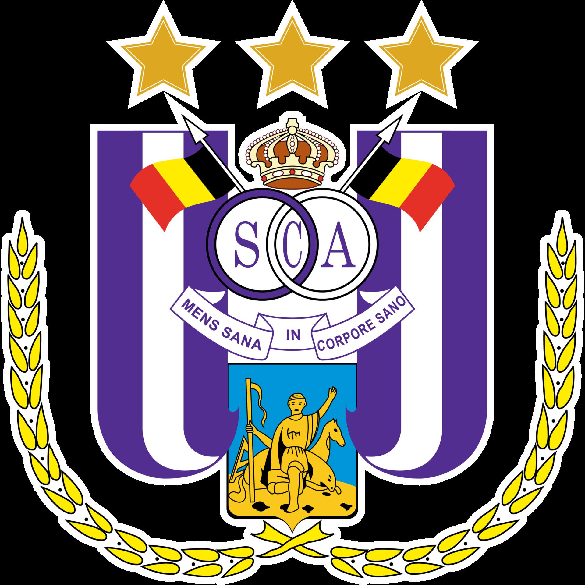 Logo Rsc Anderlecht