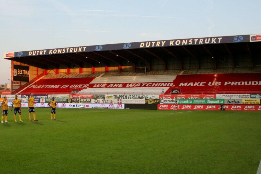 KV Kortrijk – Waasland Beveren : Foto VDB / BART VANDENBROUCKE