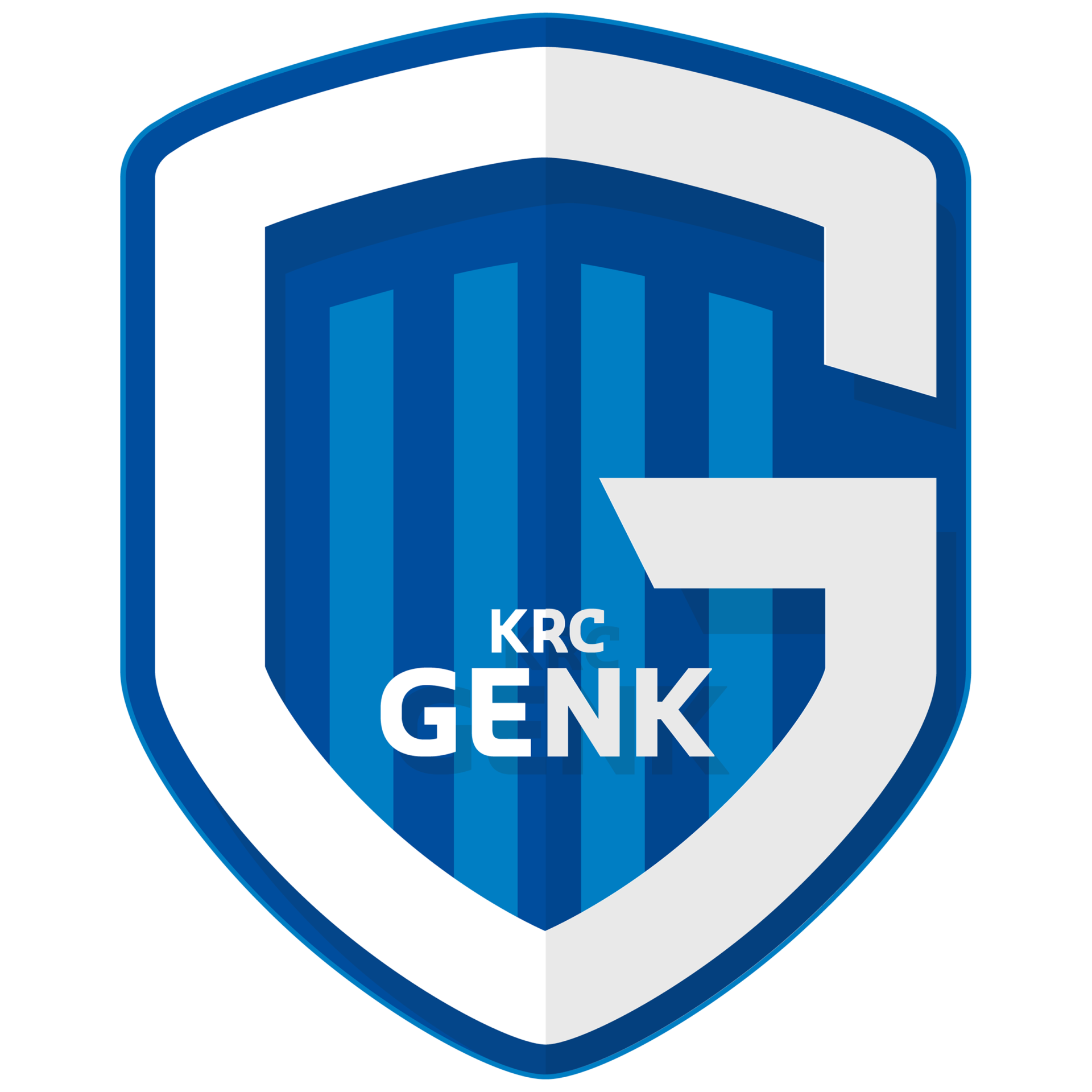 Logo Krc Genk