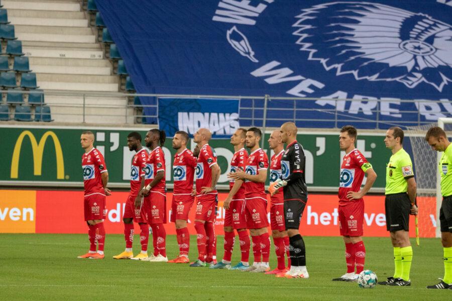 AA Gent – KV Kortrijk 1 2 TEAM Foto Dominique ROMAEN