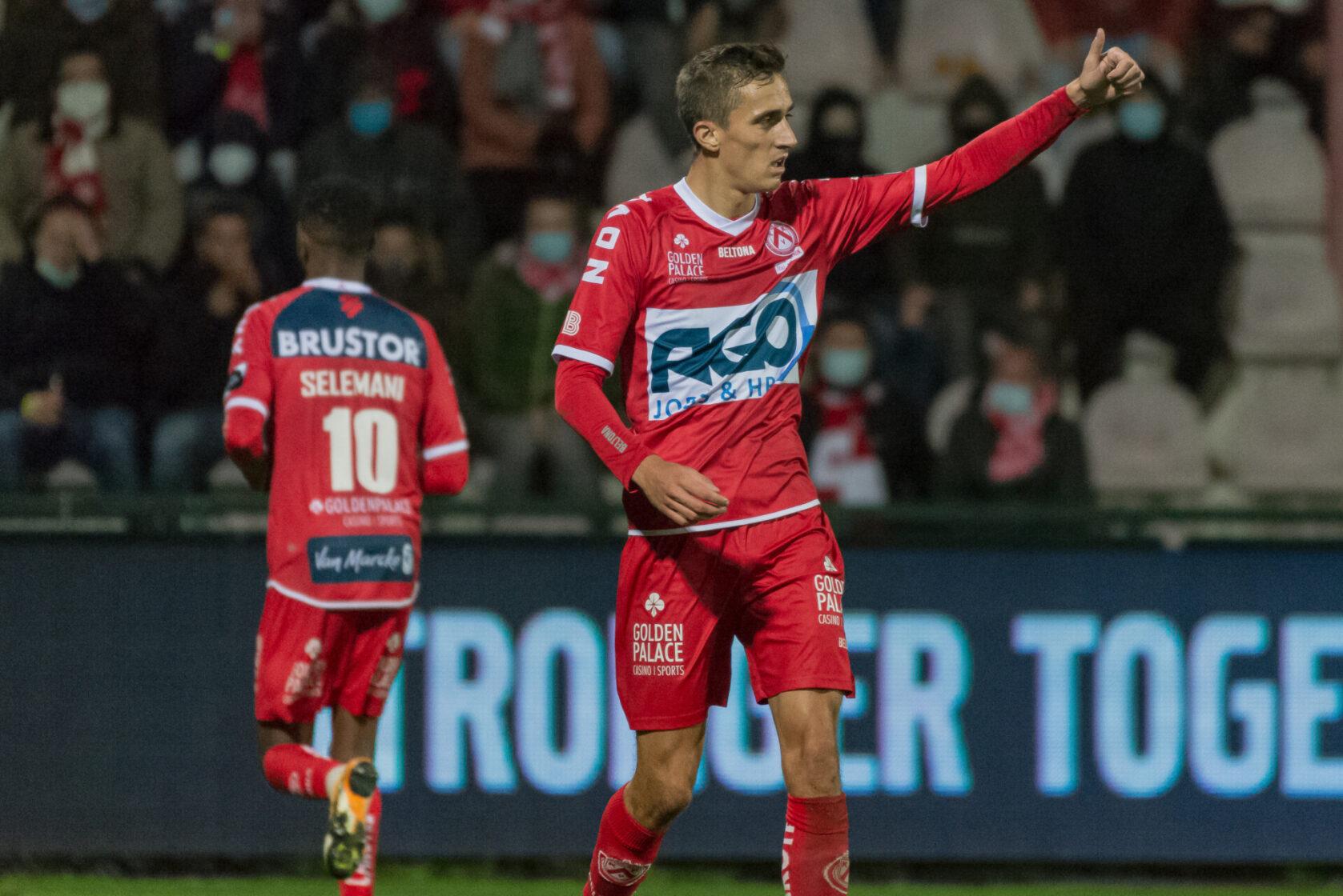 Selectie KV Kortrijk – RSC Anderlecht – KV Kortrijk