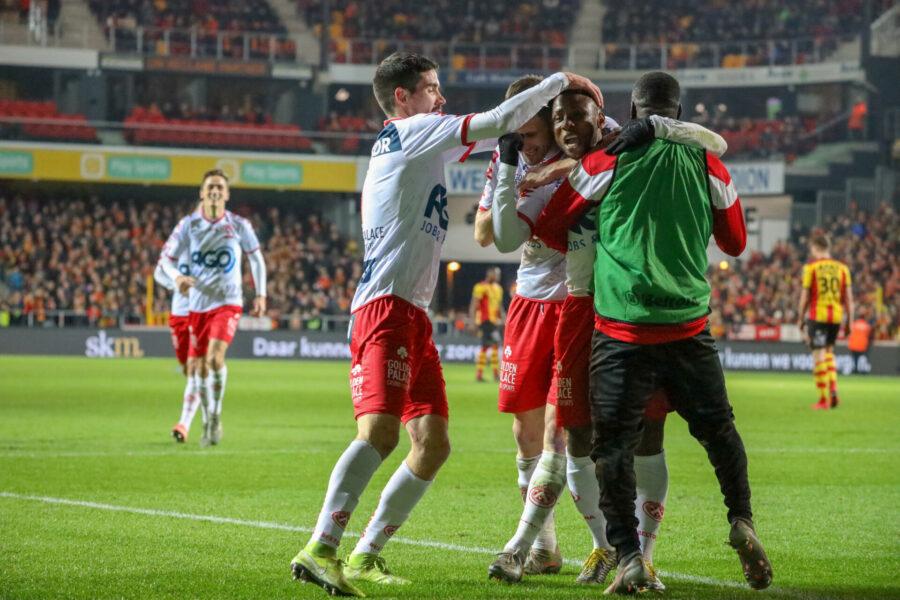 Goal Imoh Ezekiel Kv Mechelen