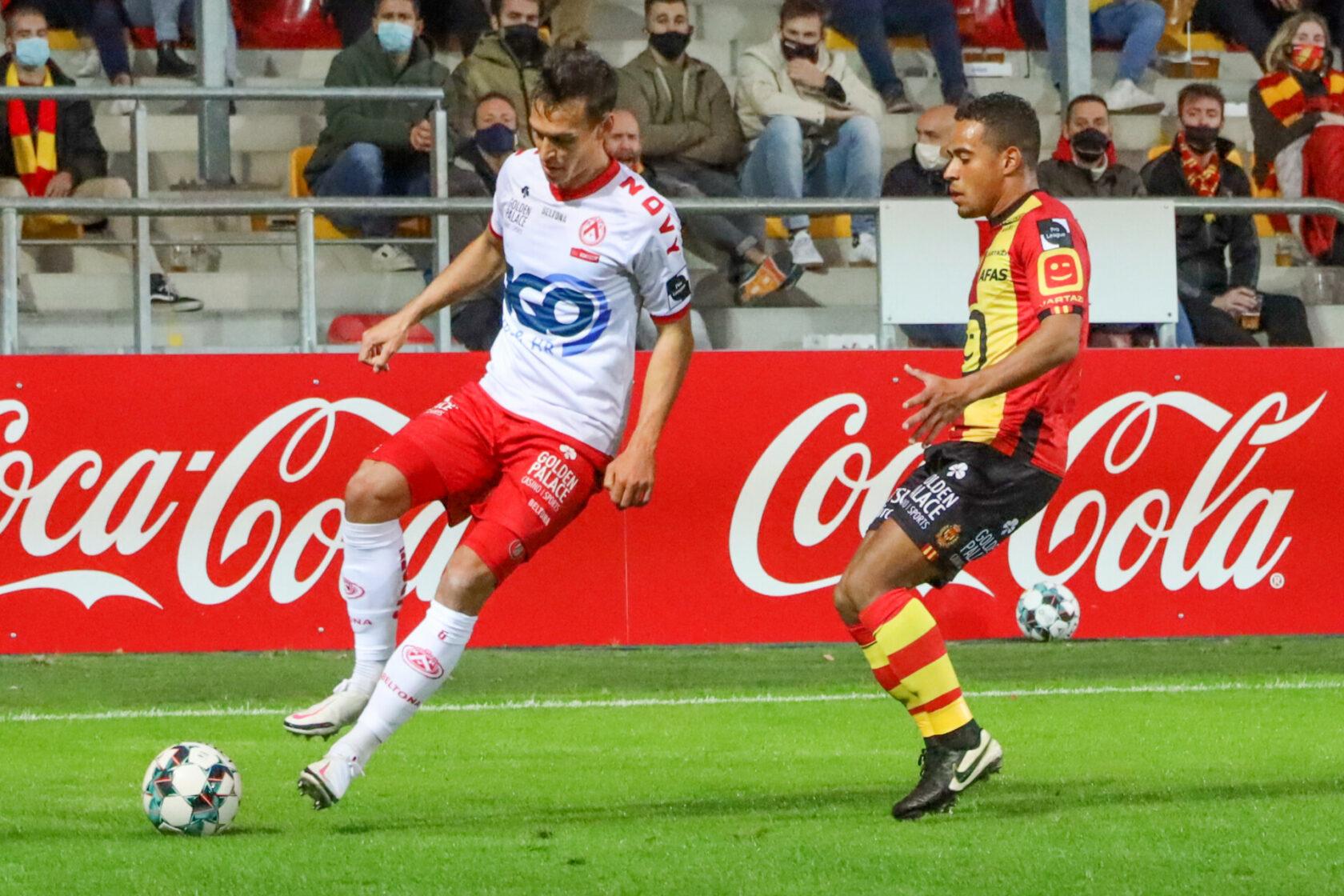 KV Mechelen – KV KORTRIJK 1 2 – 17 10 2020. Foto D ROMAEN