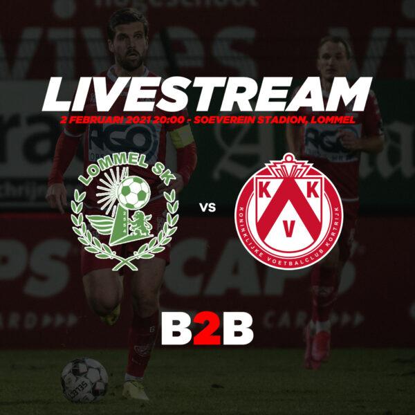 Livestream Exclusief B2B
