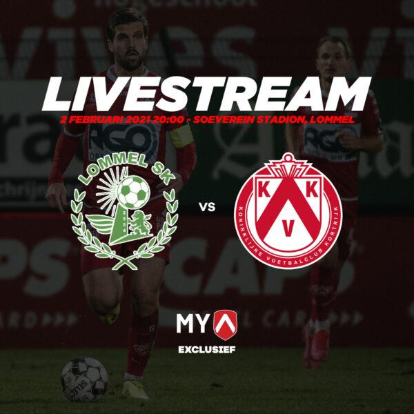 Livestream Exclusief Mykvk