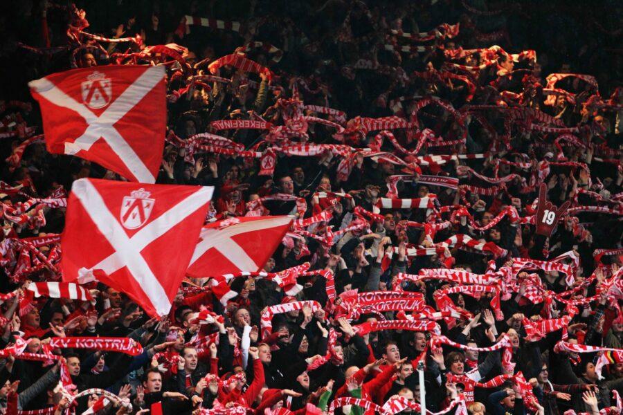 KV Kortrijk – Club Brugge : Foto VDB / BART VANDENBROUCKE