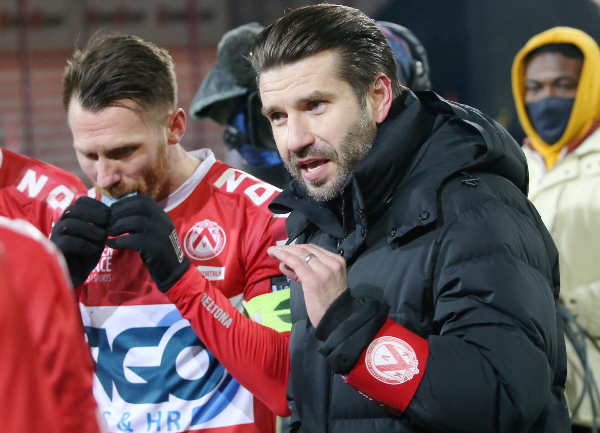 KV Kortrijk – Standaard : Beker : Luka Elsner Foto VDB / BART VANDENBROUCKE