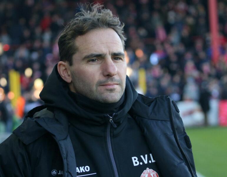 KV Kortrijk : Bart Van Lancker Foto VDB / BART VANDENBROUCKE