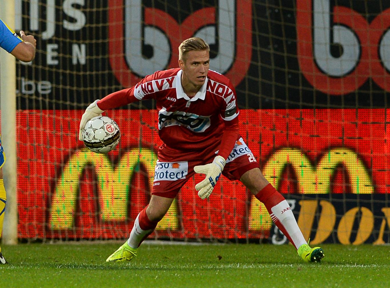 KV Kortrijk : Thomas Kaminski Foto David Catry | VDB | Bart Vandenbroucke