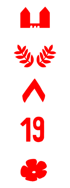 Kvk Logootjes Shirt