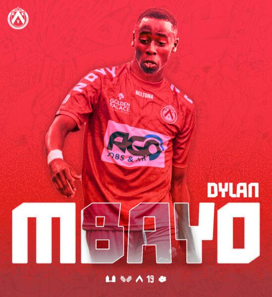 Dylan Mbayo Transfervisual