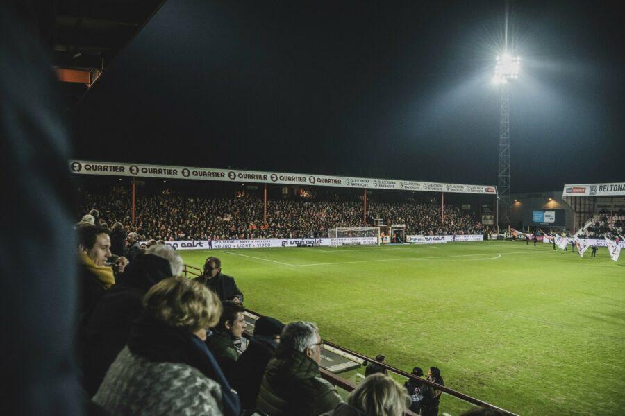OV2 KV Kortrijk Vs Club Brugge 20200126 0370