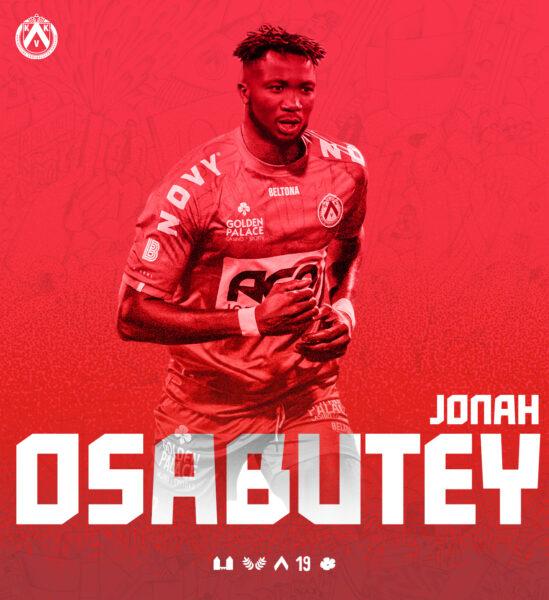 Jonah Osabutey Aankondigingsvisual